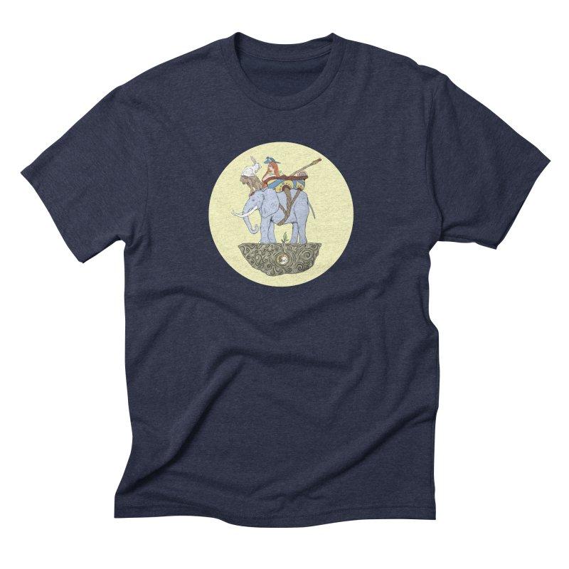Friendship  Men's Triblend T-Shirt by Manaburn's Shop