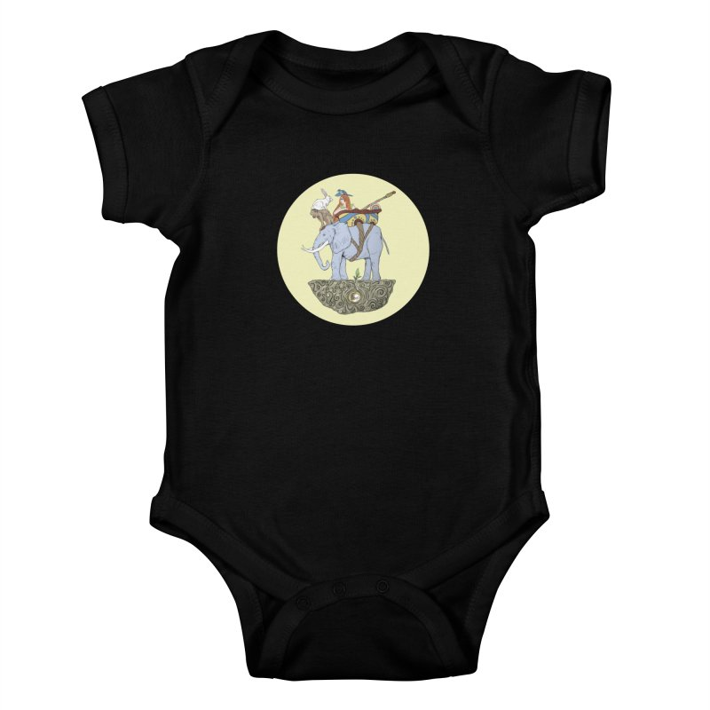 Friendship  Kids Baby Bodysuit by Manaburn's Shop
