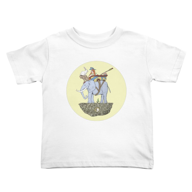 Friendship  Kids Toddler T-Shirt by Manaburn's Shop