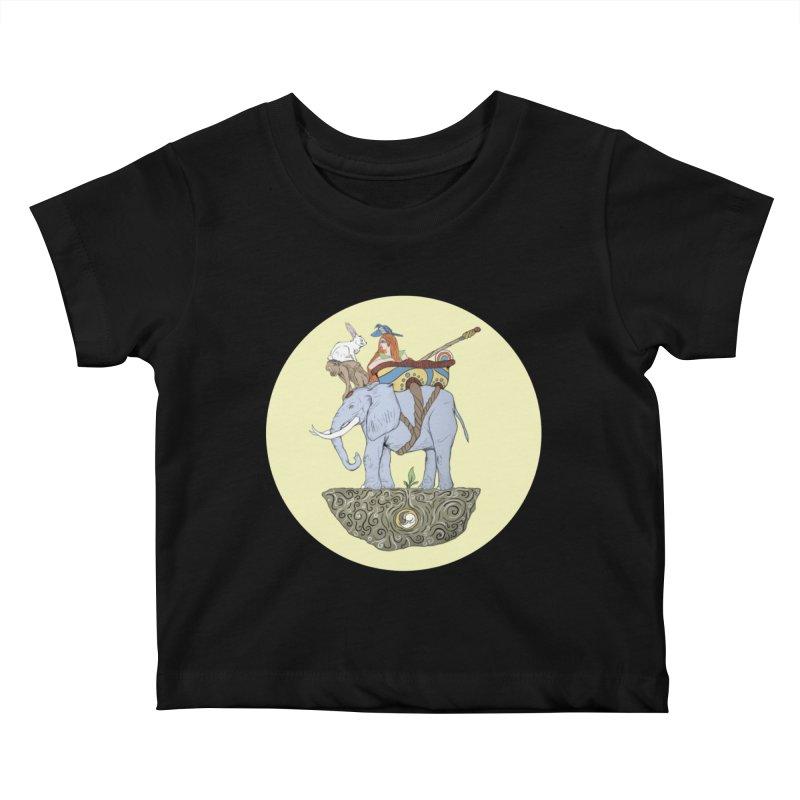 Friendship  Kids Baby T-Shirt by Manaburn's Shop