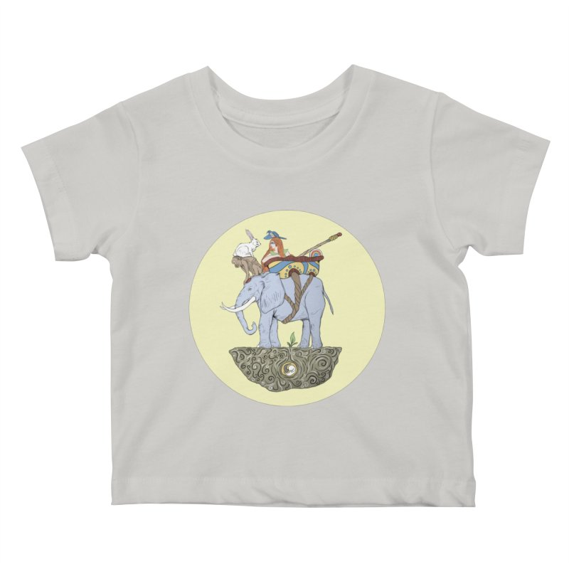 Friendship  Kids Baby T-Shirt by Manaburn's Shop