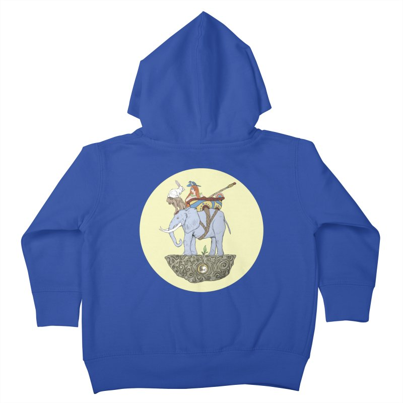 Friendship  Kids Toddler Zip-Up Hoody by Manaburn's Shop