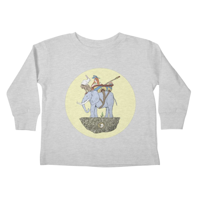 Friendship  Kids Toddler Longsleeve T-Shirt by Manaburn's Shop