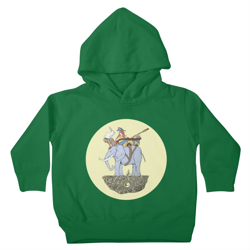 Friendship  Kids Toddler Pullover Hoody by Manaburn's Shop