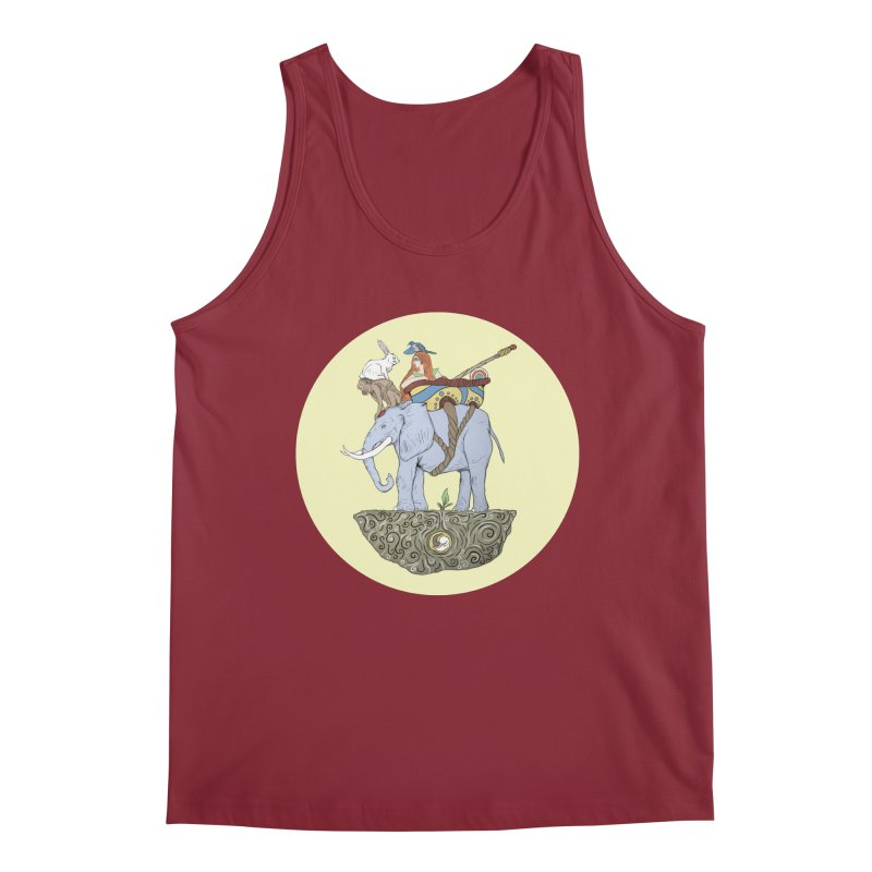 Friendship  Men's Regular Tank by Manaburn's Shop