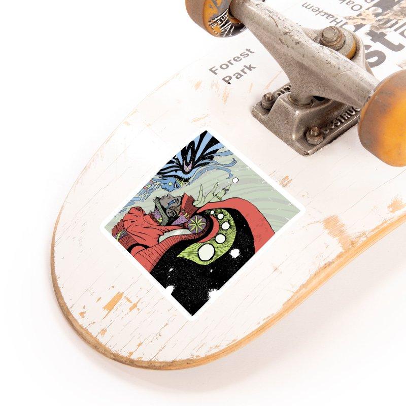 Universal Bond Accessories Sticker by Manaburn's Shop