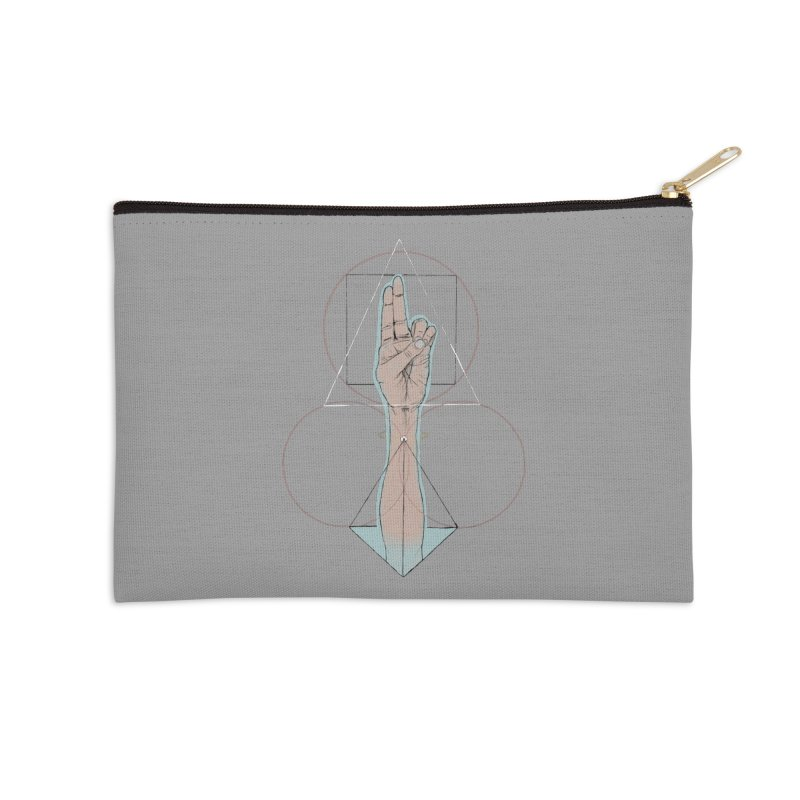 Prana Accessories Zip Pouch by Manaburn's Shop