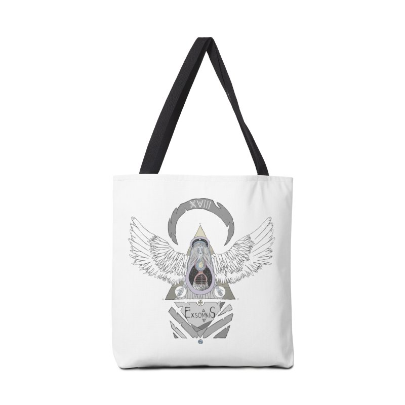 Exomnis Accessories Tote Bag Bag by Manaburn's Shop