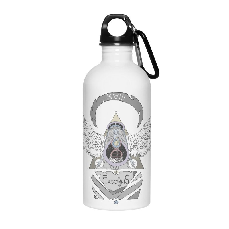 Exomnis Accessories Water Bottle by Manaburn's Shop