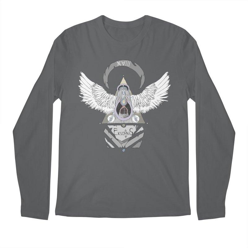 Exomnis Men's Longsleeve T-Shirt by Manaburn's Shop