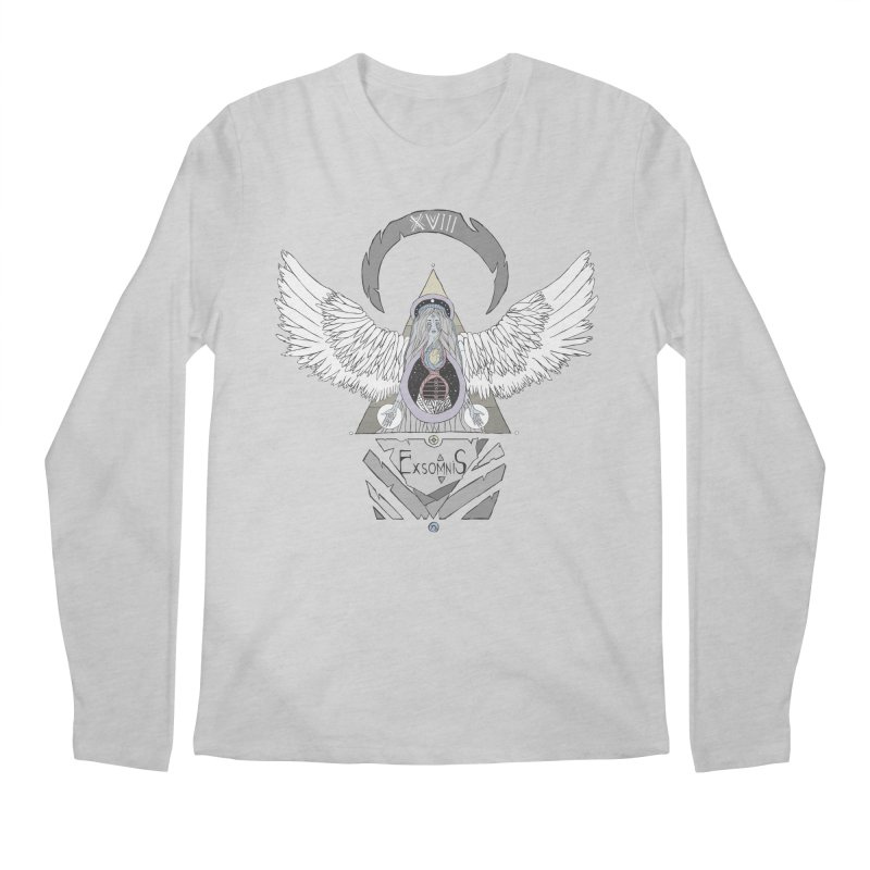 Exomnis Men's Regular Longsleeve T-Shirt by Manaburn's Shop