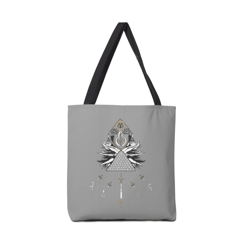 Gnosis Accessories Tote Bag Bag by Manaburn's Shop
