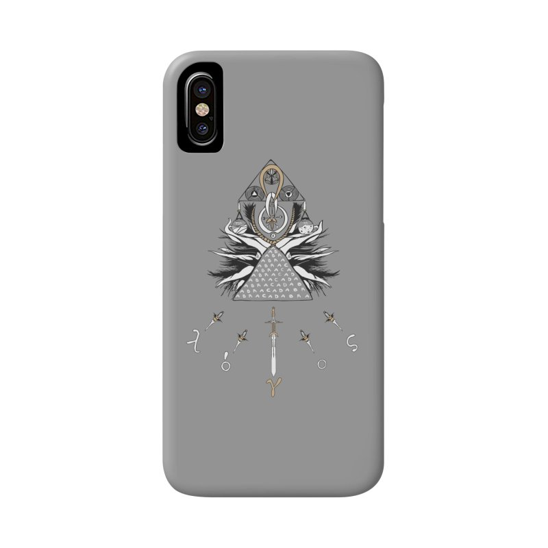 Gnosis Accessories Phone Case by Manaburn's Shop