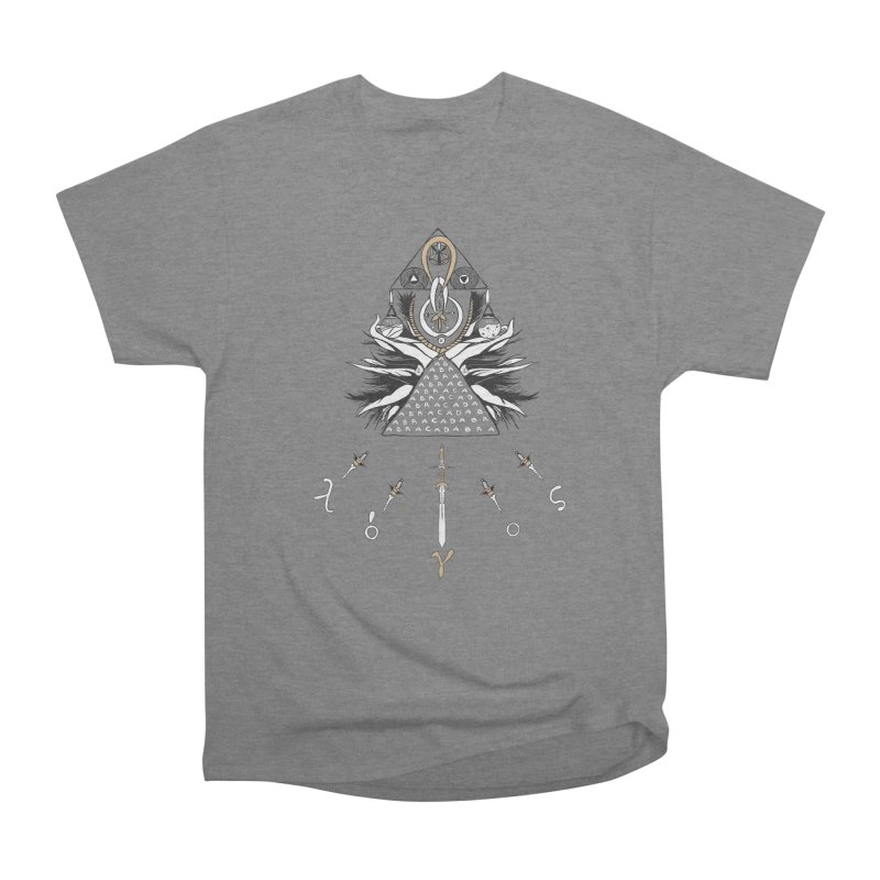 Gnosis Men's Heavyweight T-Shirt by Manaburn's Shop