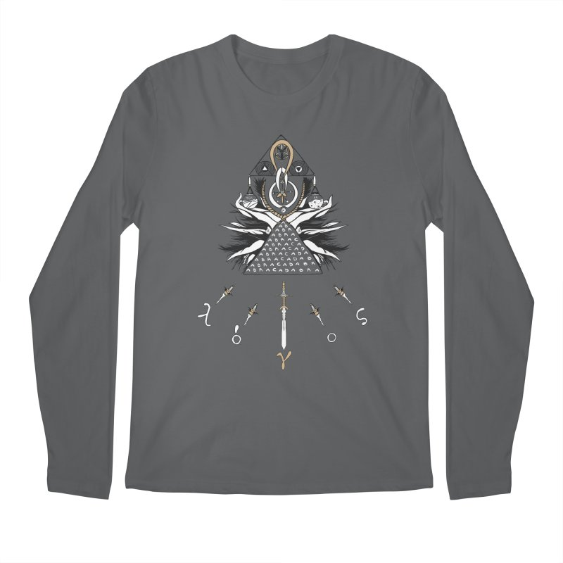 Gnosis Men's Regular Longsleeve T-Shirt by Manaburn's Shop