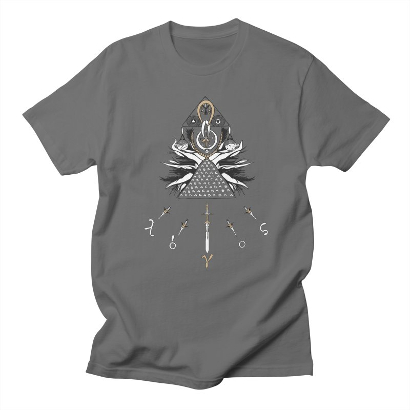 Gnosis Men's Regular T-Shirt by Manaburn's Shop
