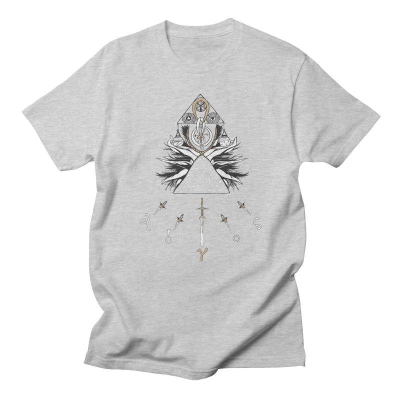 Gnosis Men's Regular T-Shirt by Manaburn's Shop