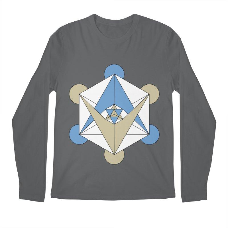 Meta Men's Longsleeve T-Shirt by Manaburn's Artist Shop