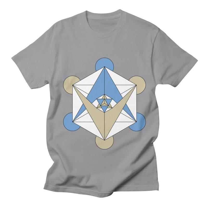 Meta Men's T-Shirt by Manaburn's Shop