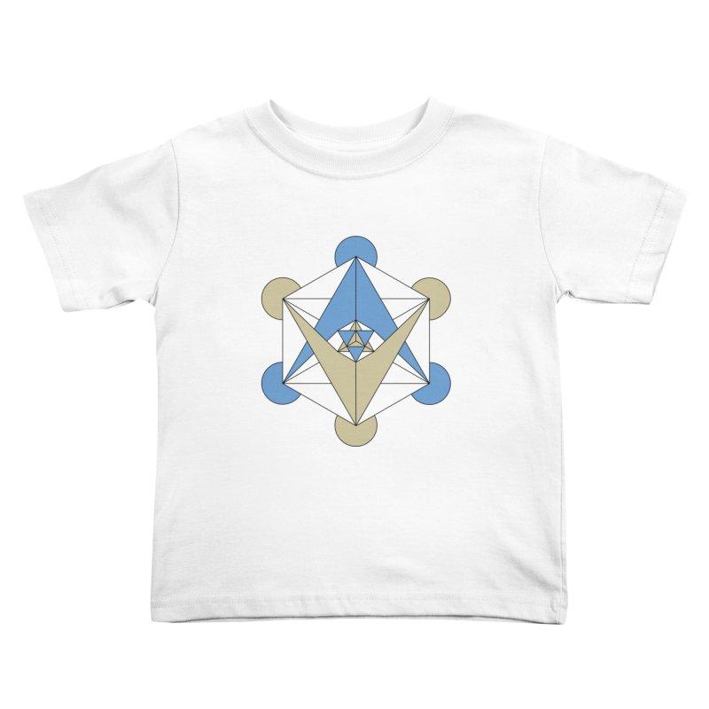 Meta Kids Toddler T-Shirt by Manaburn's Shop