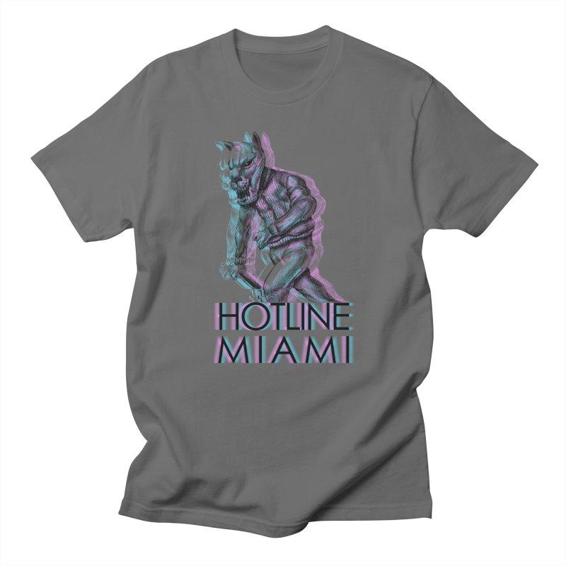98c6d5c97 Hotline Miami Men's T-Shirt by manbalcar's Artist Shop