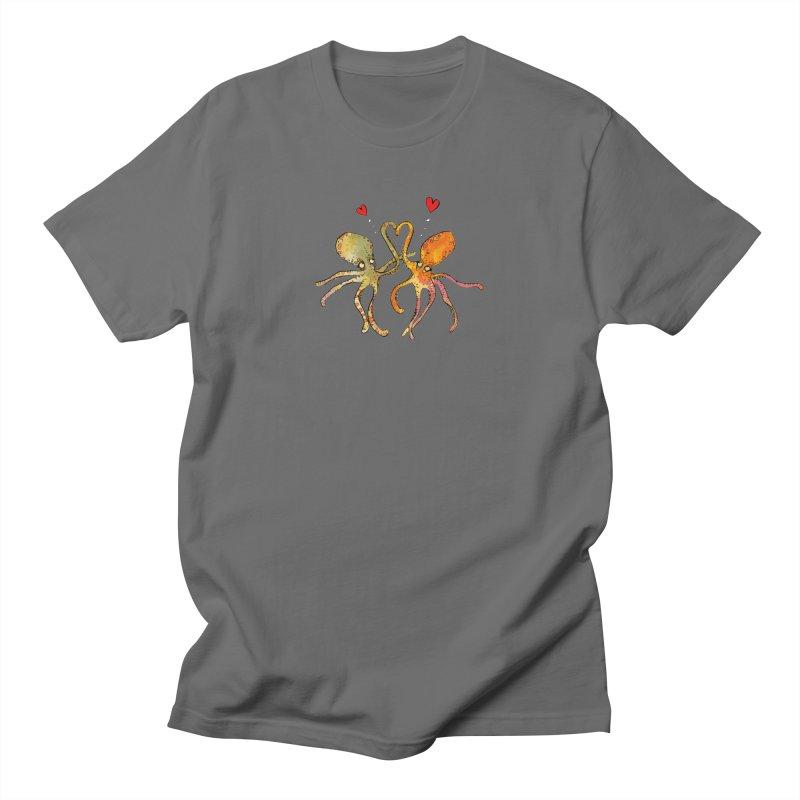 Underwater Love  Women's T-Shirt by mandascats's Shop
