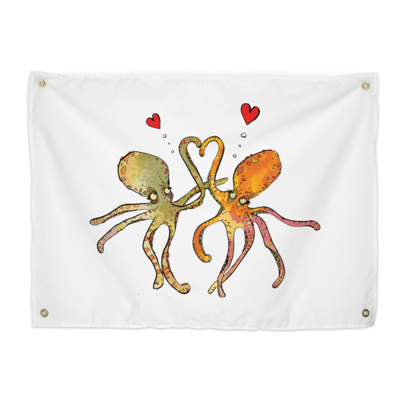 Underwater Love  Home Tapestry by mandascats's Shop