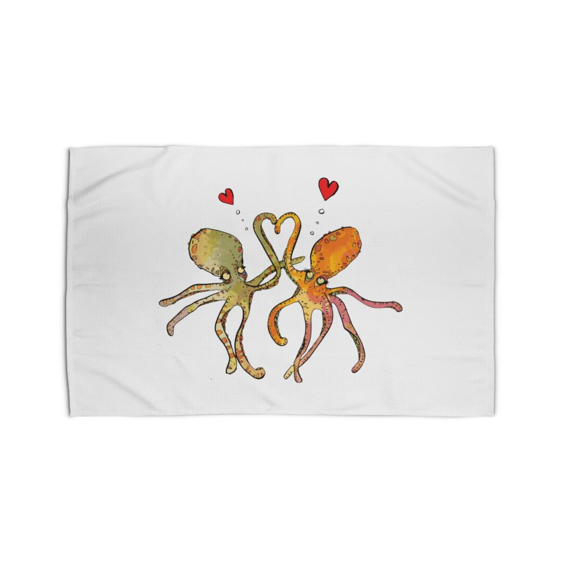 Underwater Love  Home Rug by mandascats's Shop