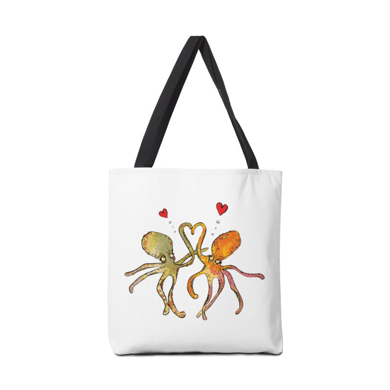 Underwater Love  Accessories Bag by mandascats's Shop