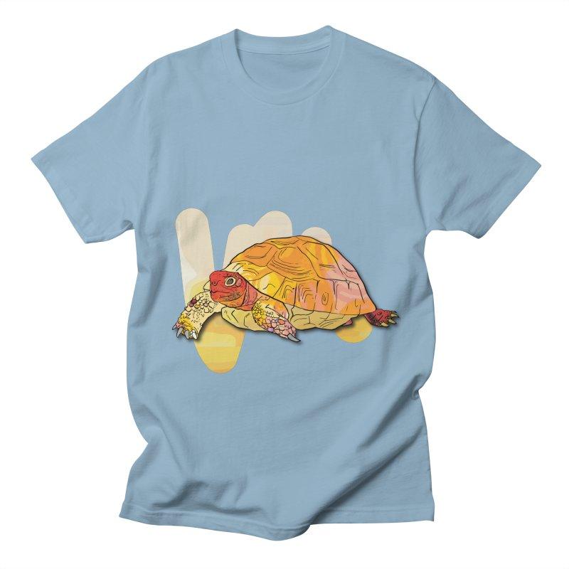 Terry - hard shell to crack  Men's T-Shirt by mandascats's Shop