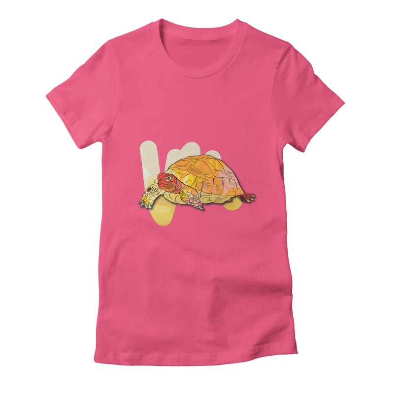 Terry - hard shell to crack  Women's T-Shirt by mandascats's Shop