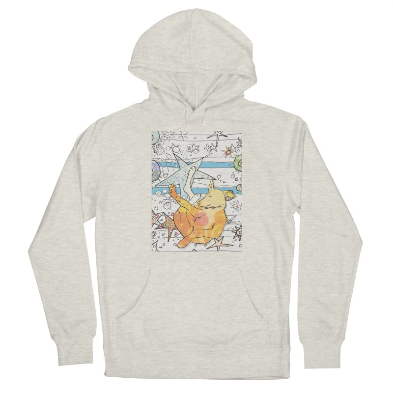 Let sleeping dogs lie... Women's Pullover Hoody by mandascats's Shop