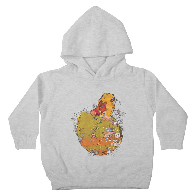 Hook a Duck Kids Toddler Pullover Hoody by mandascats's Shop