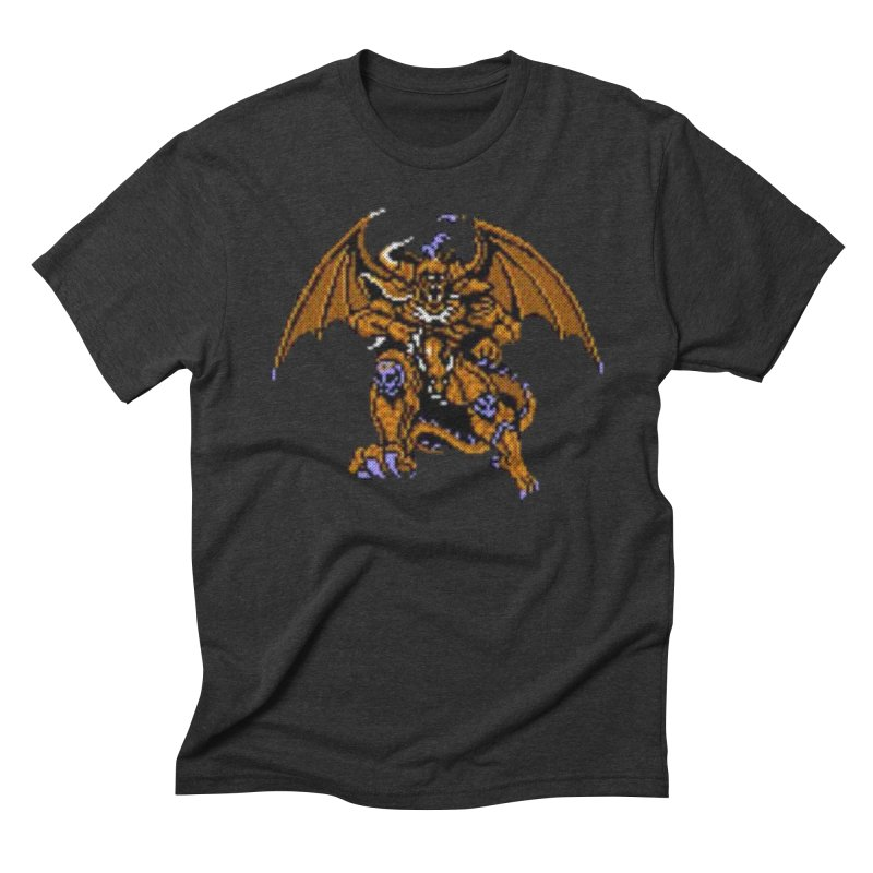Chaos Men's Triblend T-shirt by mandoexclamationpoint's Artist Shop