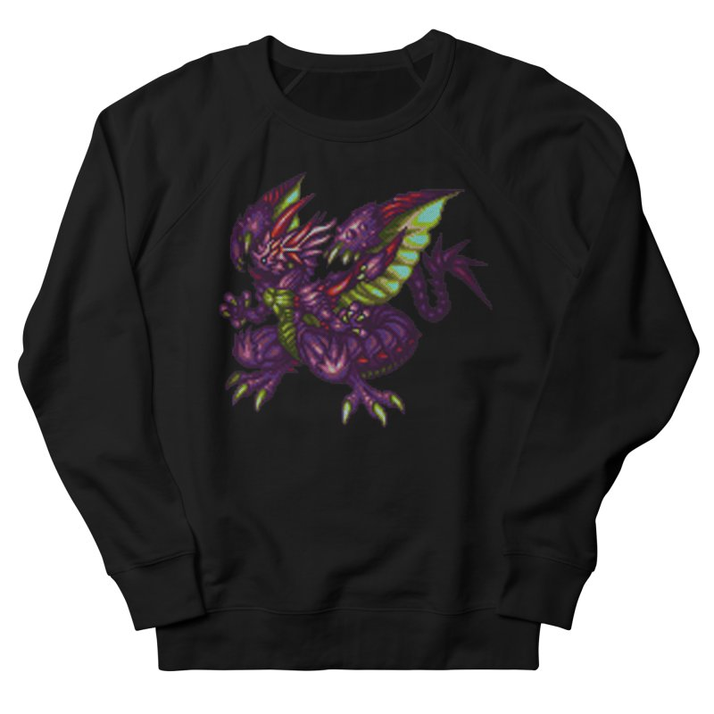 Grand Dragon Women's French Terry Sweatshirt by mandoexclamationpoint's Artist Shop