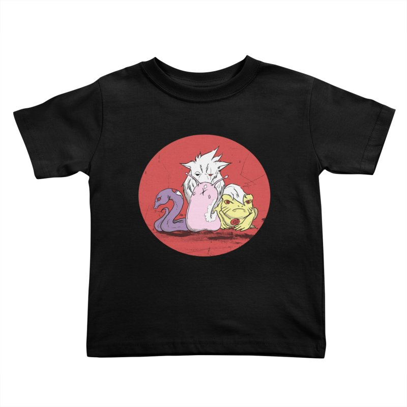 Team 7 Kids Toddler T-Shirt by mandoexclamationpoint's Artist Shop