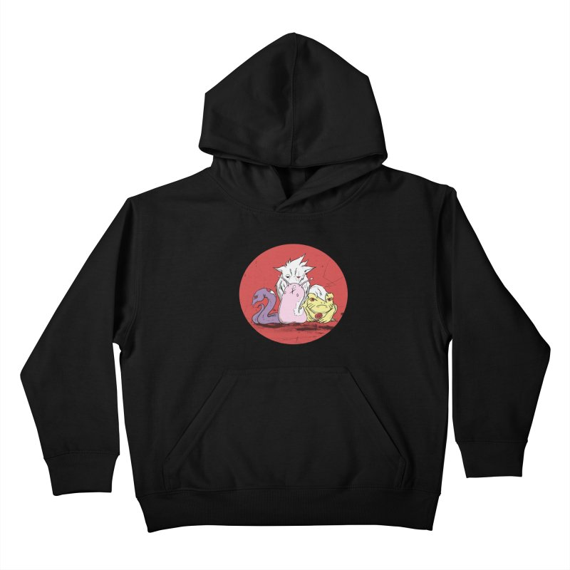 Team 7 Kids Pullover Hoody by mandoexclamationpoint's Artist Shop