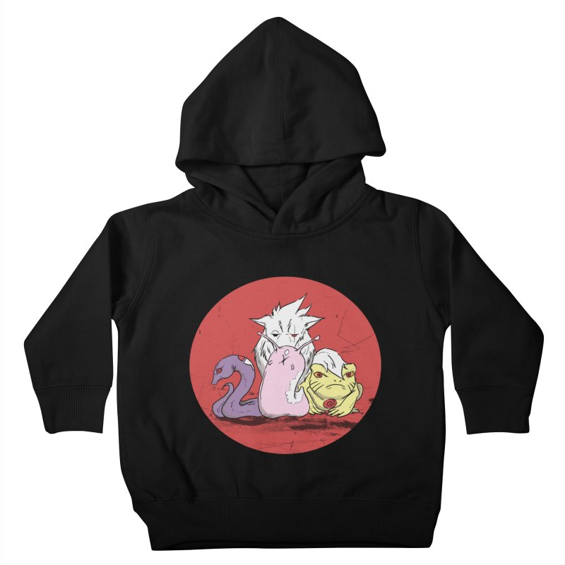 Team 7 Kids Toddler Pullover Hoody by mandoexclamationpoint's Artist Shop