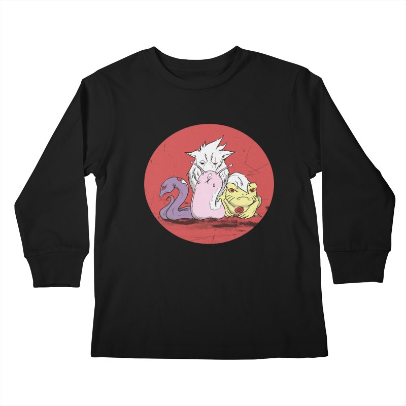 Team 7 Kids Longsleeve T-Shirt by mandoexclamationpoint's Artist Shop