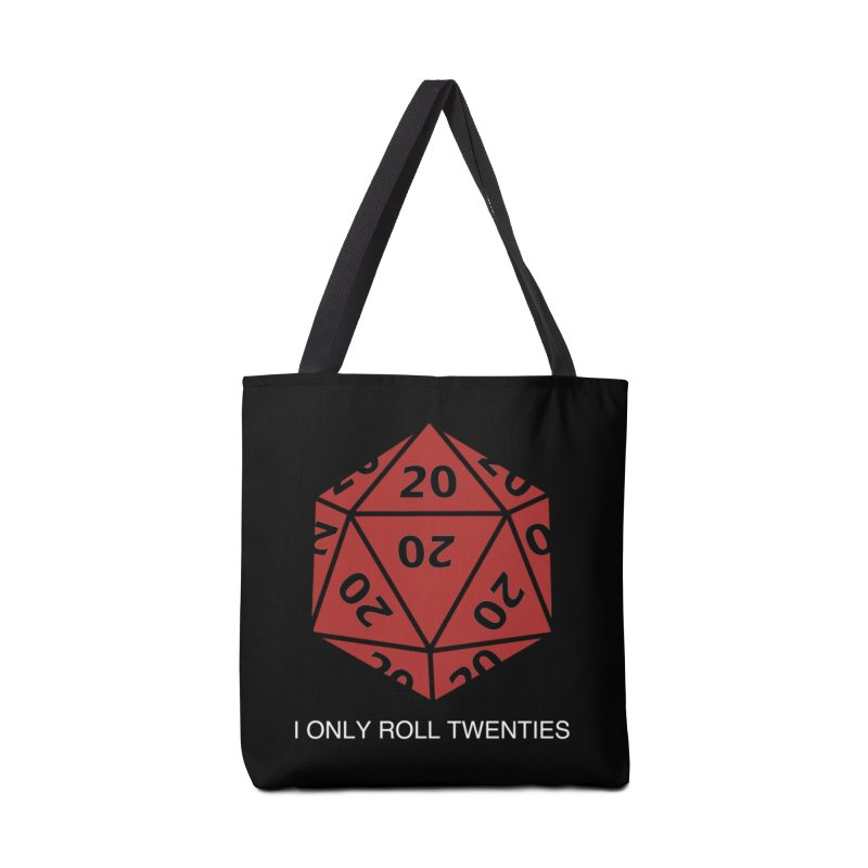 All Day! Accessories Bag by mandoexclamationpoint's Artist Shop