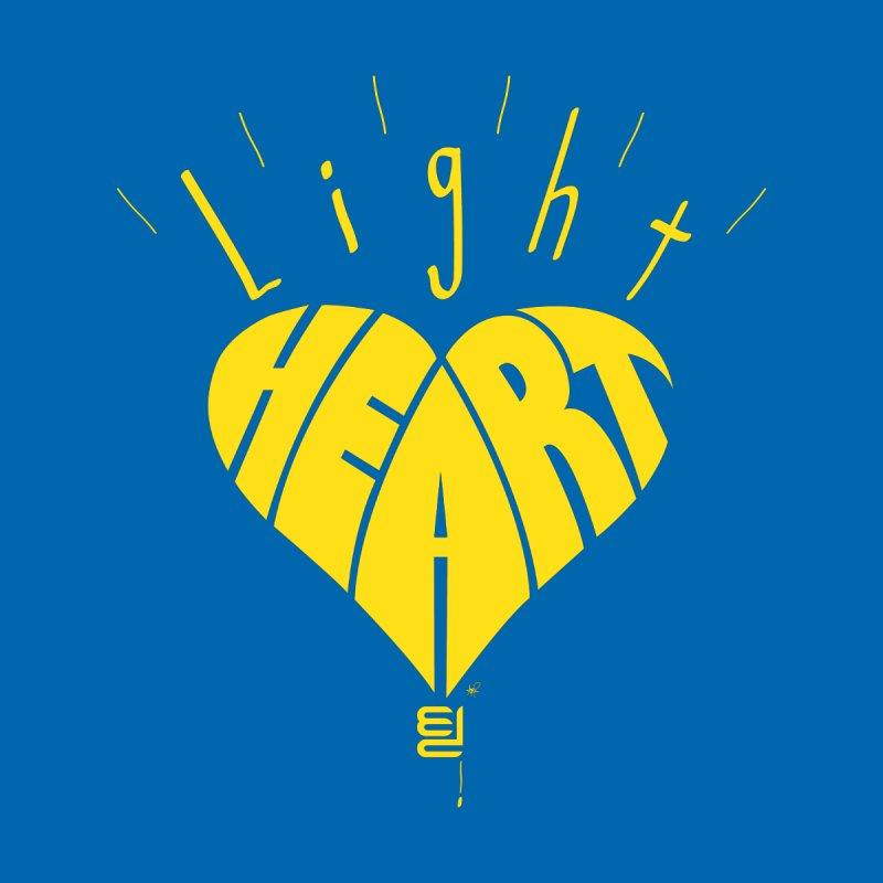 Light Hearted Kids Toddler T-Shirt by Armando Padilla Artist Shop