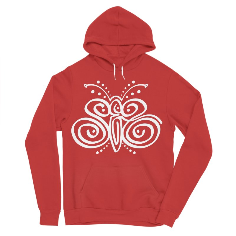 Sex Butterfly Women's Pullover Hoody by Armando Padilla Artist Shop
