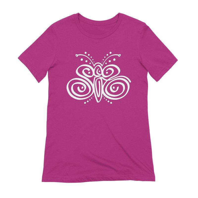 Sex Butterfly Women's T-Shirt by Armando Padilla Artist Shop