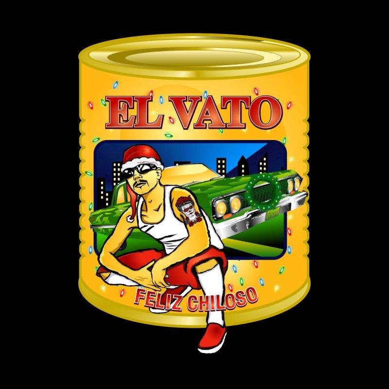 Santa Vato Home Blanket by Armando Padilla Artist Shop