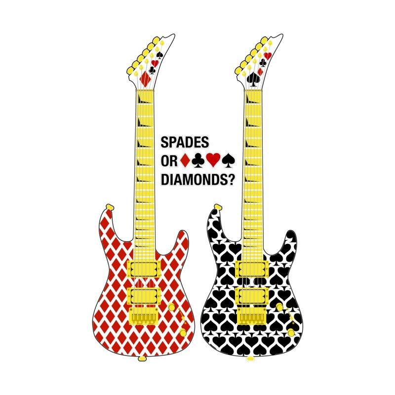 Spades or Diamonds? Kids Toddler T-Shirt by Armando Padilla Artist Shop