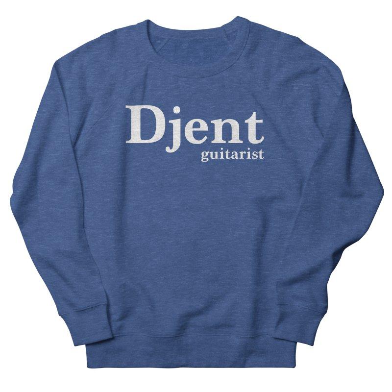 Djent Guitarist Women's French Terry Sweatshirt by Armando Padilla Artist Shop