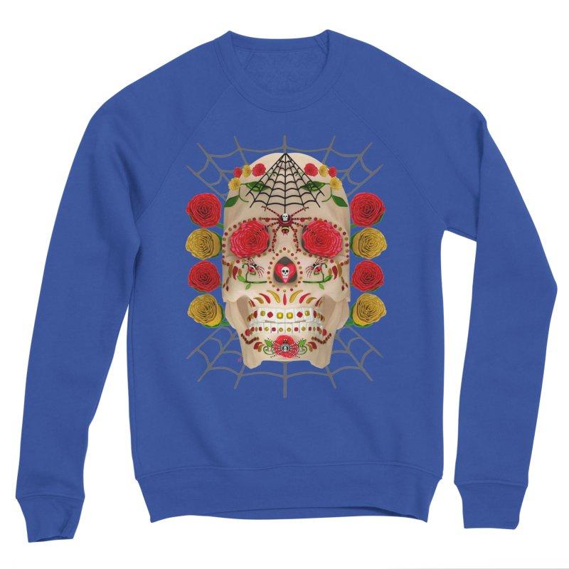 Dia De Los Muertos - Family Women's Sweatshirt by Armando Padilla Artist Shop