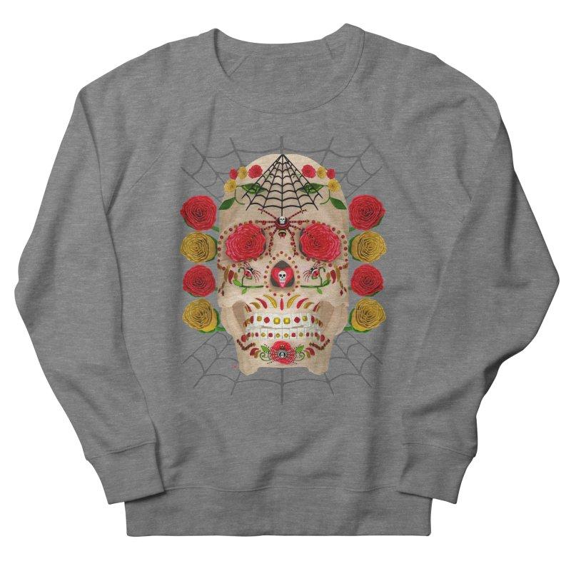 Dia De Los Muertos - Family Men's Sweatshirt by Armando Padilla Artist Shop