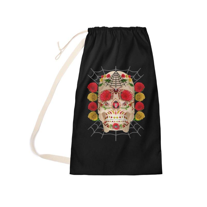 Dia De Los Muertos - Family Accessories Bag by Armando Padilla Artist Shop