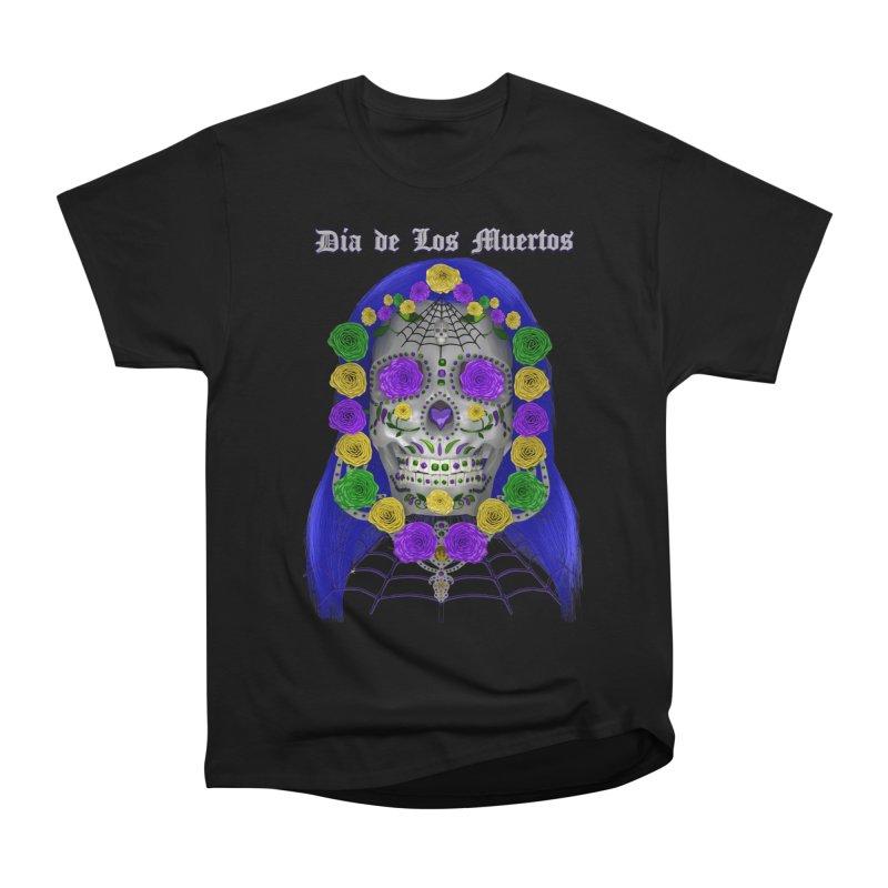 Sapphire's Web Women's T-Shirt by Armando Padilla Artist Shop
